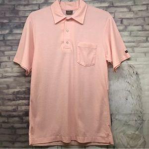 Wrangler Polo Shirt Pink Size M